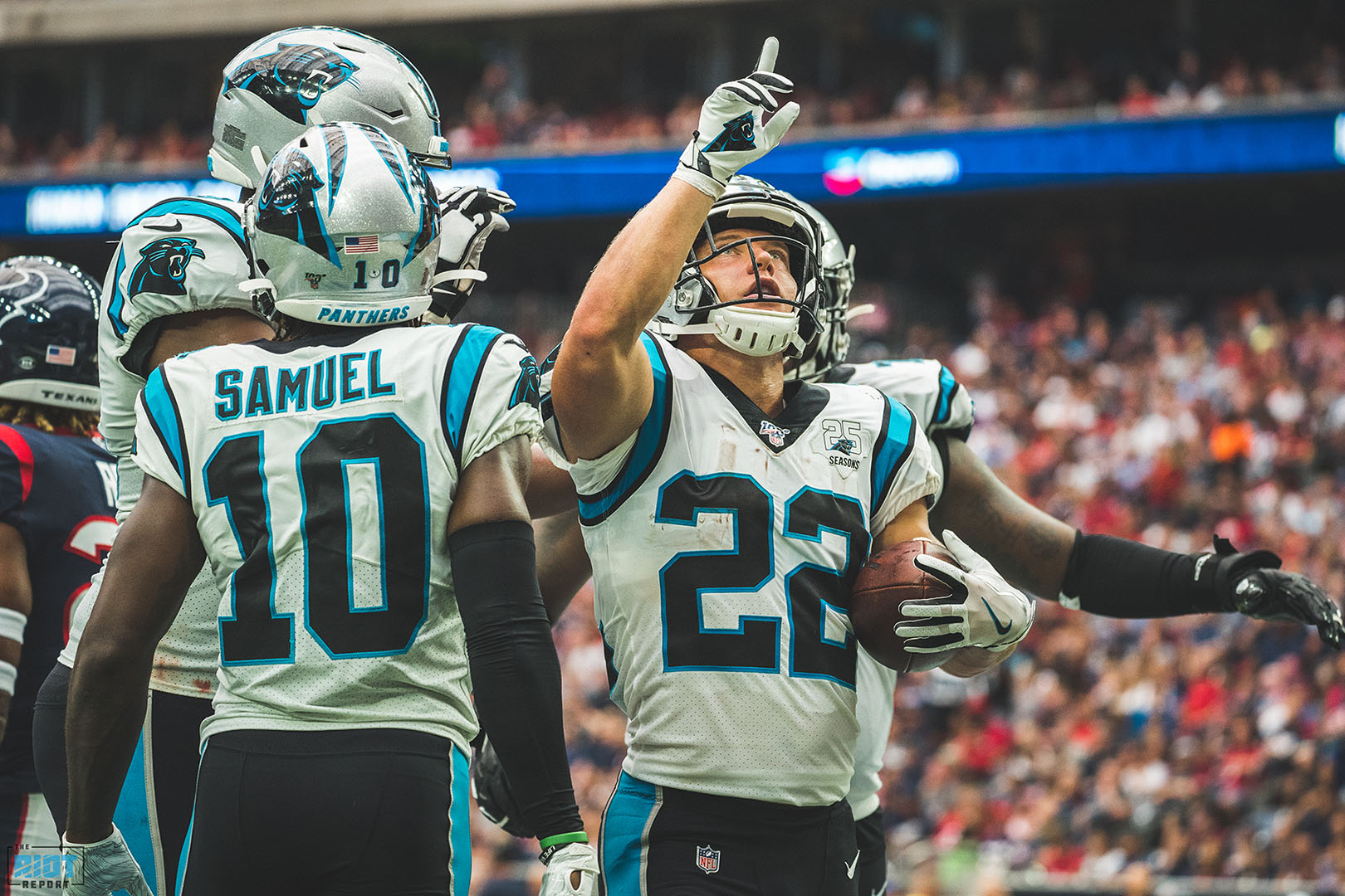 Panthers Need Games Like This From Christian McCaffrey