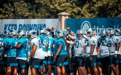 """Not Only A Group Of 53"": Why The Practice Squad Matters In Carolina"