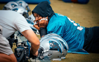 Photo Gallery: Panthers Practice | September 5, 2019