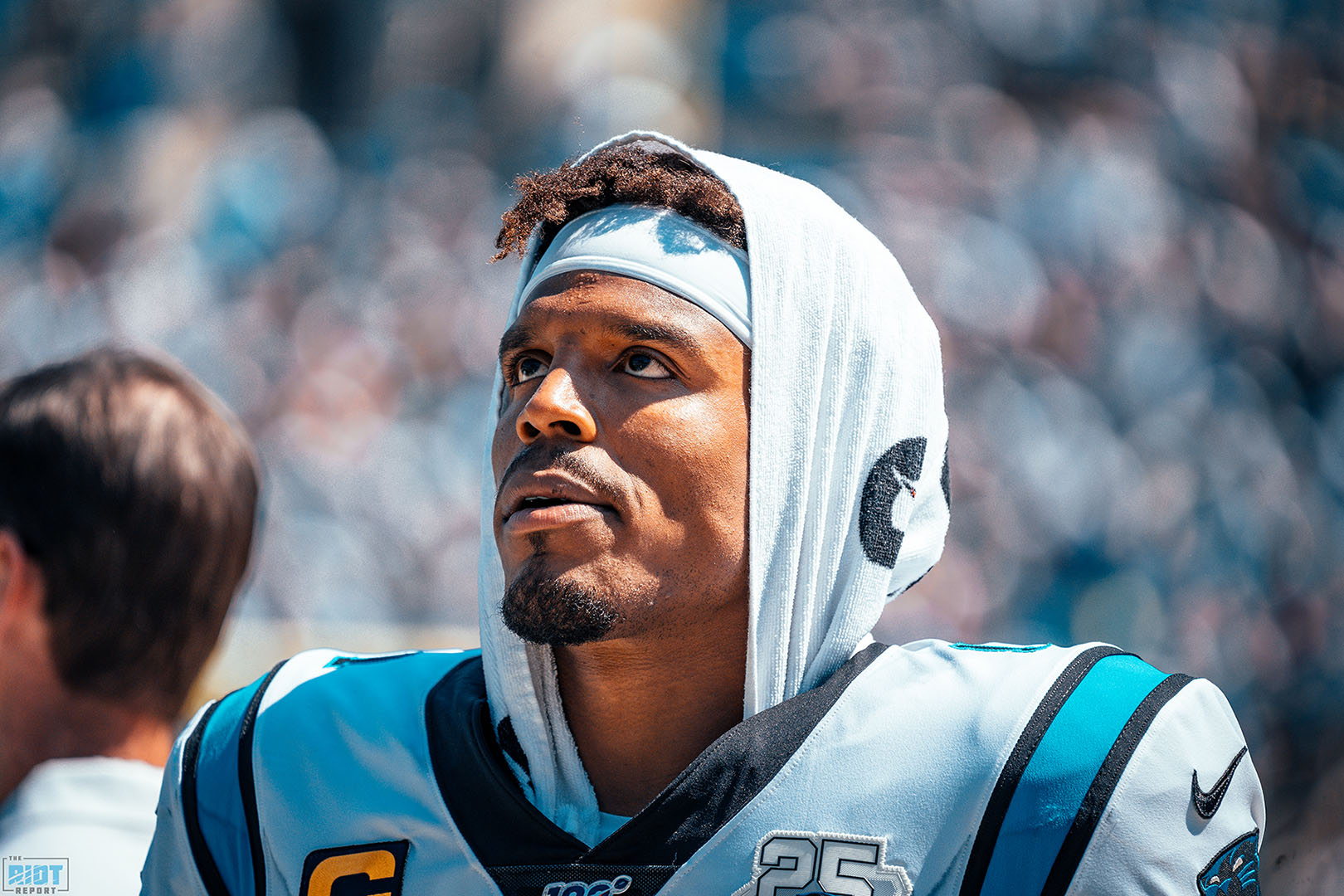 Foot Injury Puts Cam Newton on Injured Reserve
