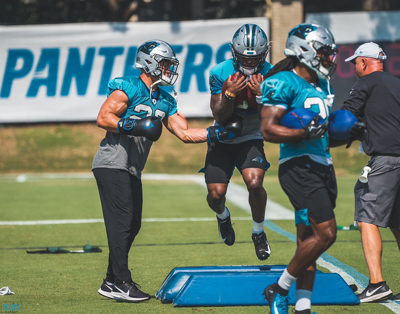 Photo Gallery: Panthers Practice | September 10, 2019