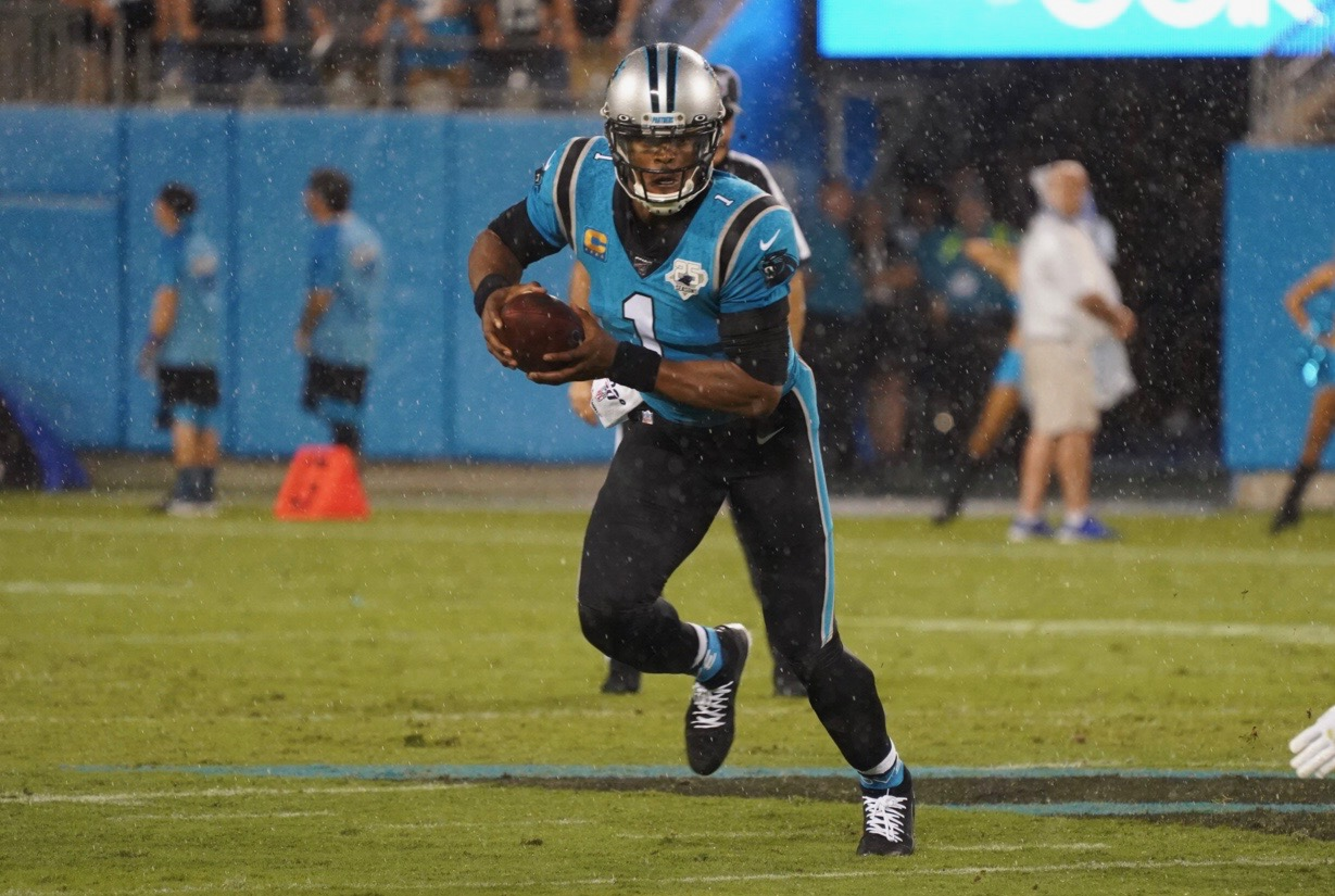 Rhule Says Cam Newton Likely To Stay With Panthers in 2020