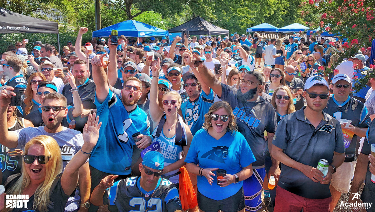 Photo Gallery: Roaring Riot Tailgate With A Purpose Equipped By Academy Sports + Outdoor – Week 1