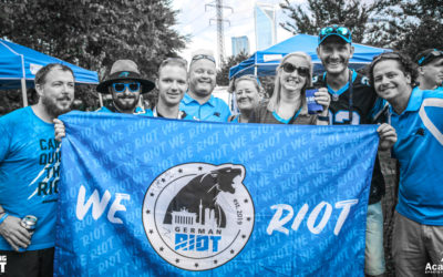 Photo Gallery: Roaring Riot Tailgate With A Purpose Week 2 – Equipped By Academy Sports + Outdoor