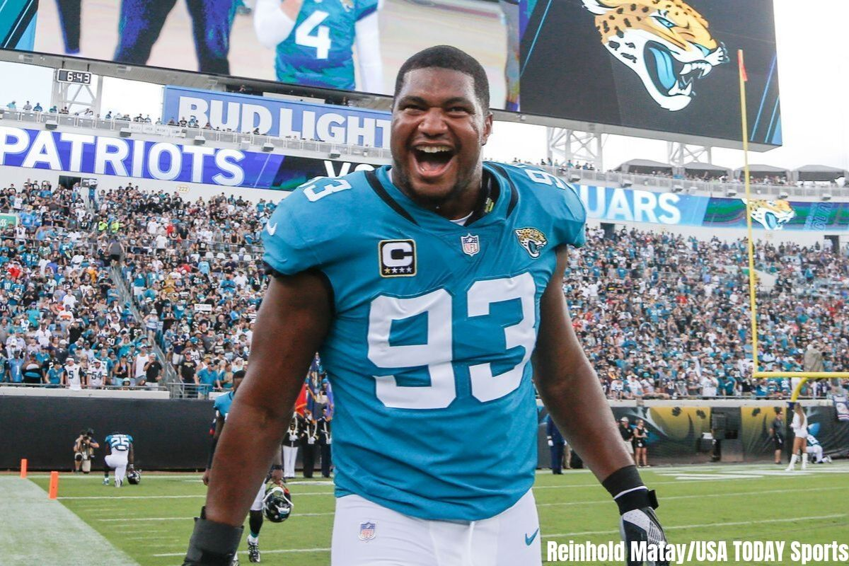 Job Number One For Week 5: Hold Off Calais Campbell