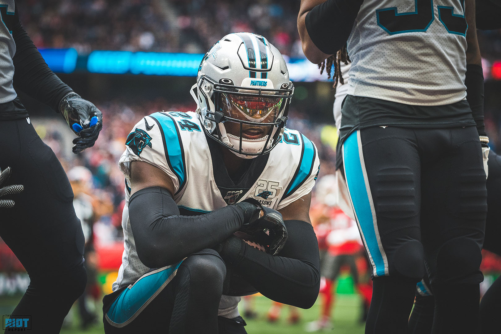 James Bradberry Is Making The Leap