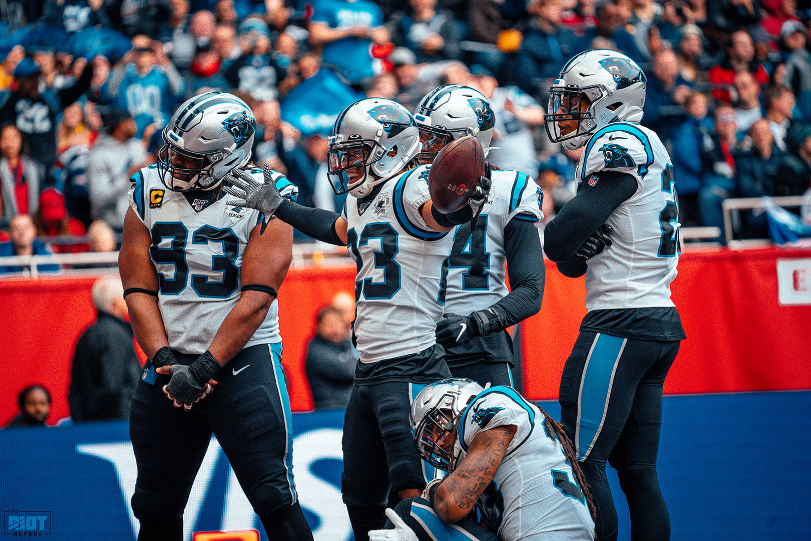 """Thievery Does Travel"": How the Panthers Defense Continues To Dominate"