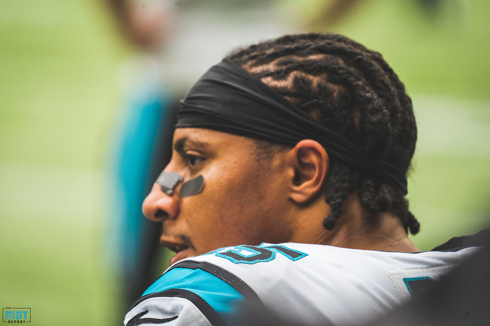 """Eric Reid: """"I Think We Could Use Colin's Help, I Think Every Team Could Use Colin's Help."""""""