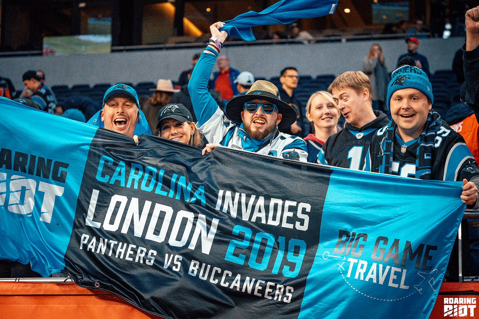 WATCH: The Roaring Riot Takes over London