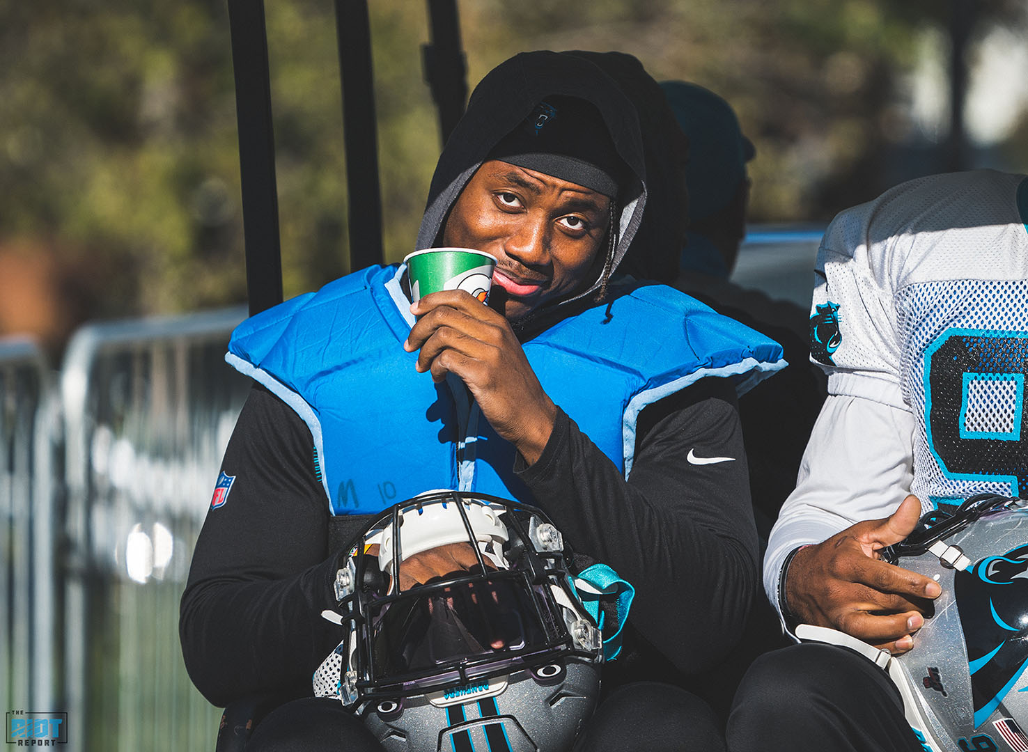 Panthers Friday Injury Report: Curtis Samuel Questionable