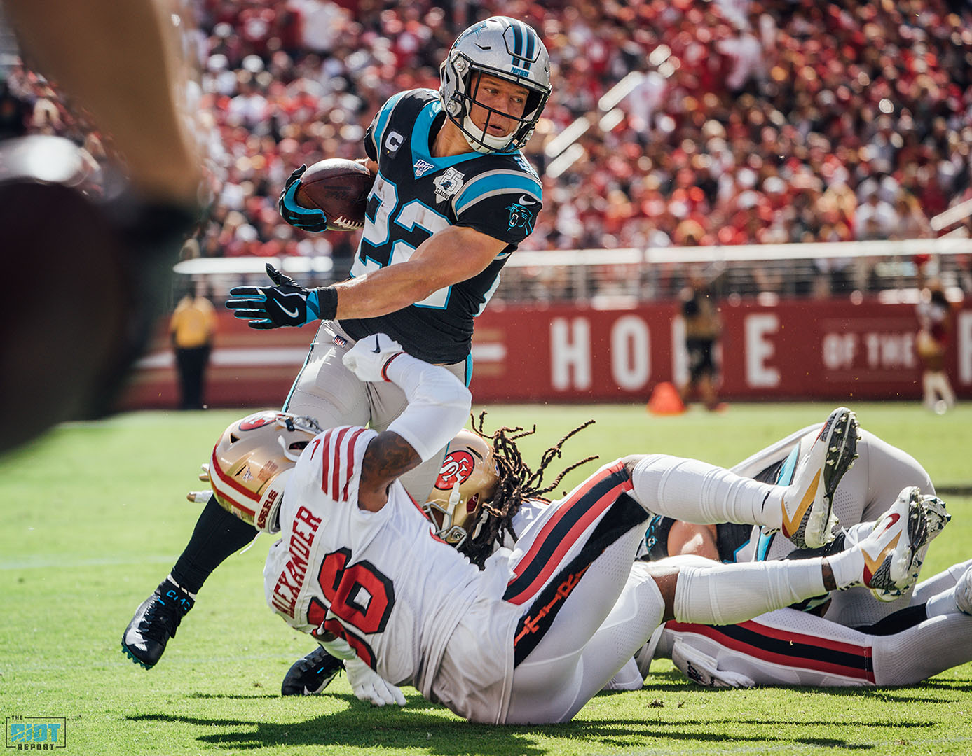 Christian McCaffrey Back In The 99 Club – What Are Other Panthers' Madden Ratings?