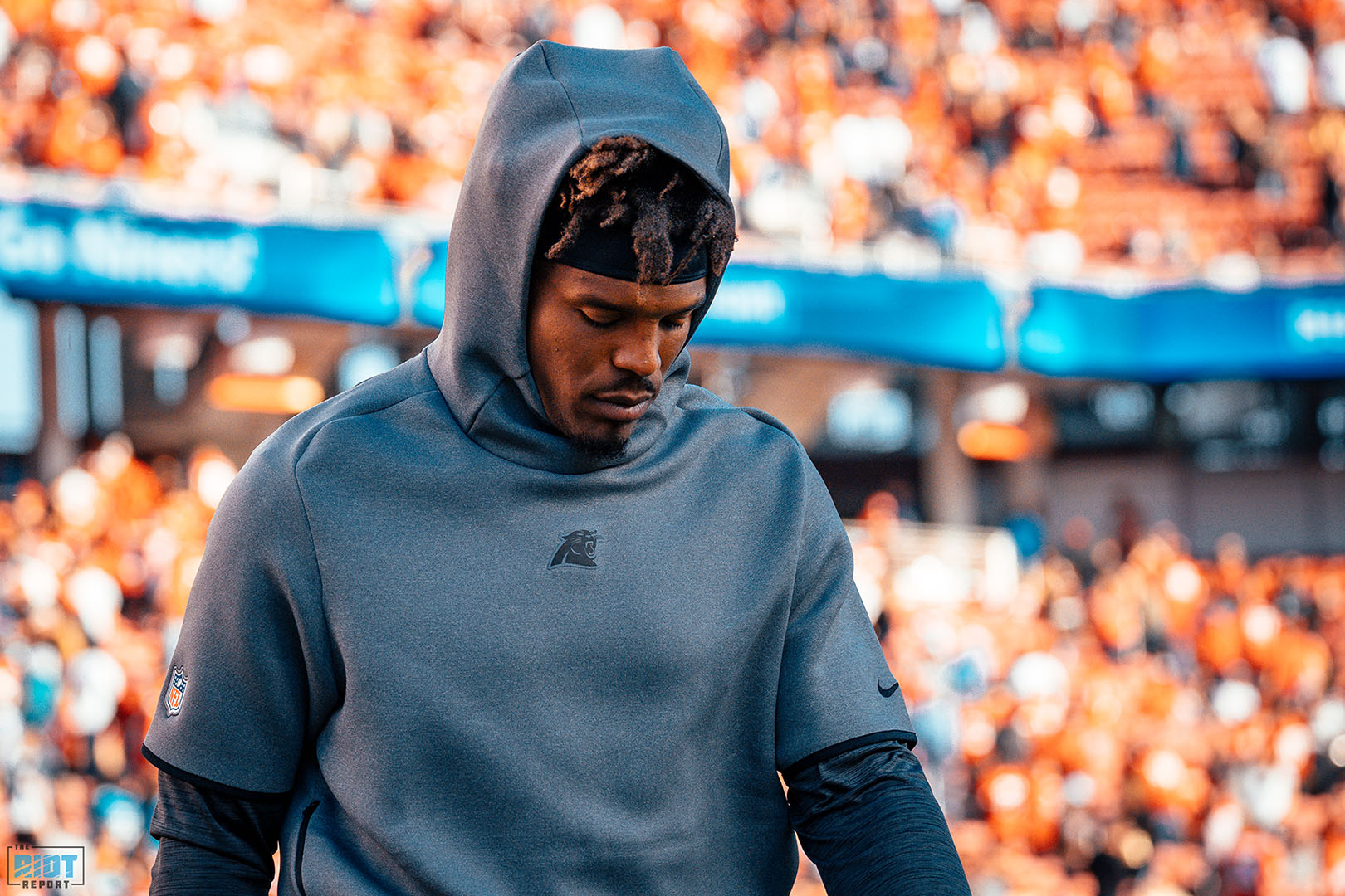 """Source: Cam Newton Was """"Blindsided"""" By Team's Trade Announcement"""
