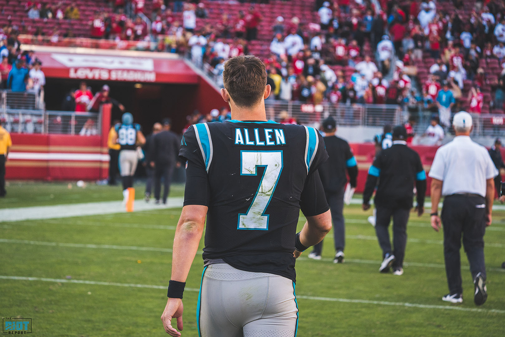 Kyle Allen's Growing Pains May Cost The Panthers The 2019 Season