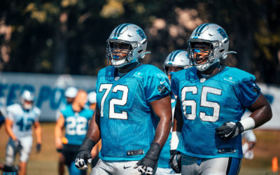 The Panthers Are Looking At An Offensive Line Rebuild, Again