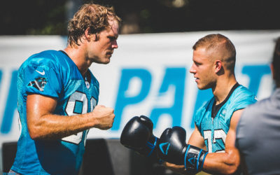 Photo Gallery: Panthers Practice | October 2, 2019