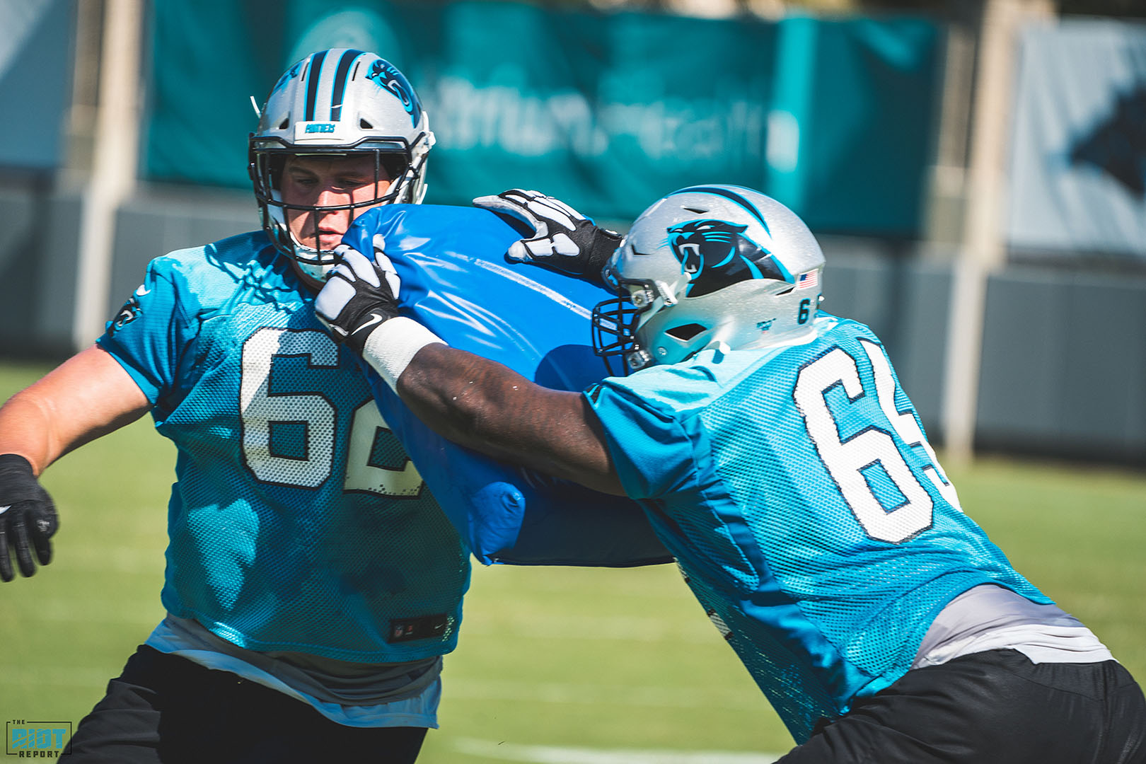 Panthers Friday Injury Report: Dennis Daley Questionable