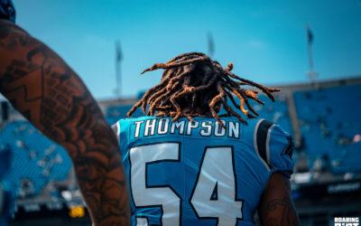 Shaq Thompson Has Shoulder Procedure