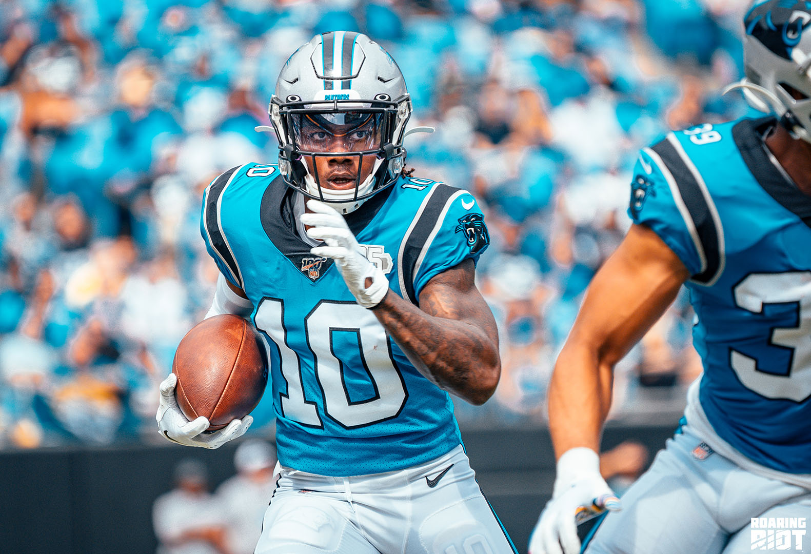 Panthers Picks & Props: Going Back to the Well on Curtis Samuel