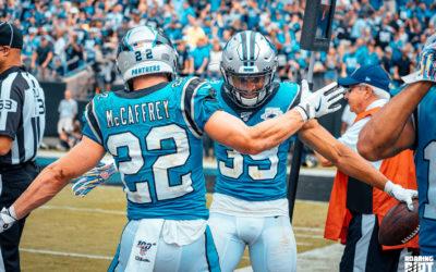 Snap Counts: Jaguars vs. Panthers