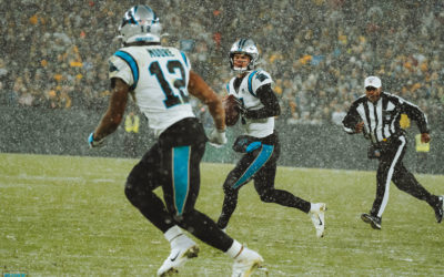 Photo Gallery: Panthers vs Packers | Week 10