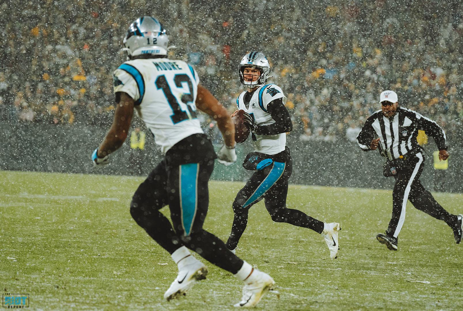 Photo Gallery: Panthers vs Packers | Week 10