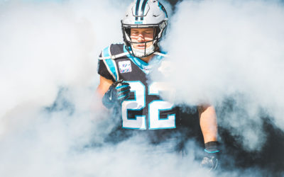 It's Christian McCaffrey's Team Now