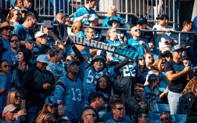 Roaring Riot To Have First Panthers Supporter Section Ever on Thursday Night Football