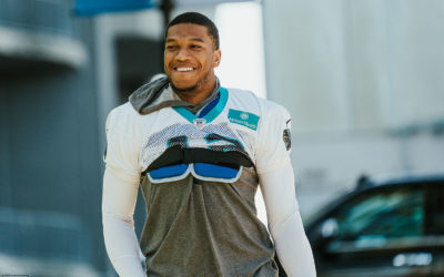 """Wednesday Injury Report: DJ Moore Leaves For """"A Happy Reason"""""""