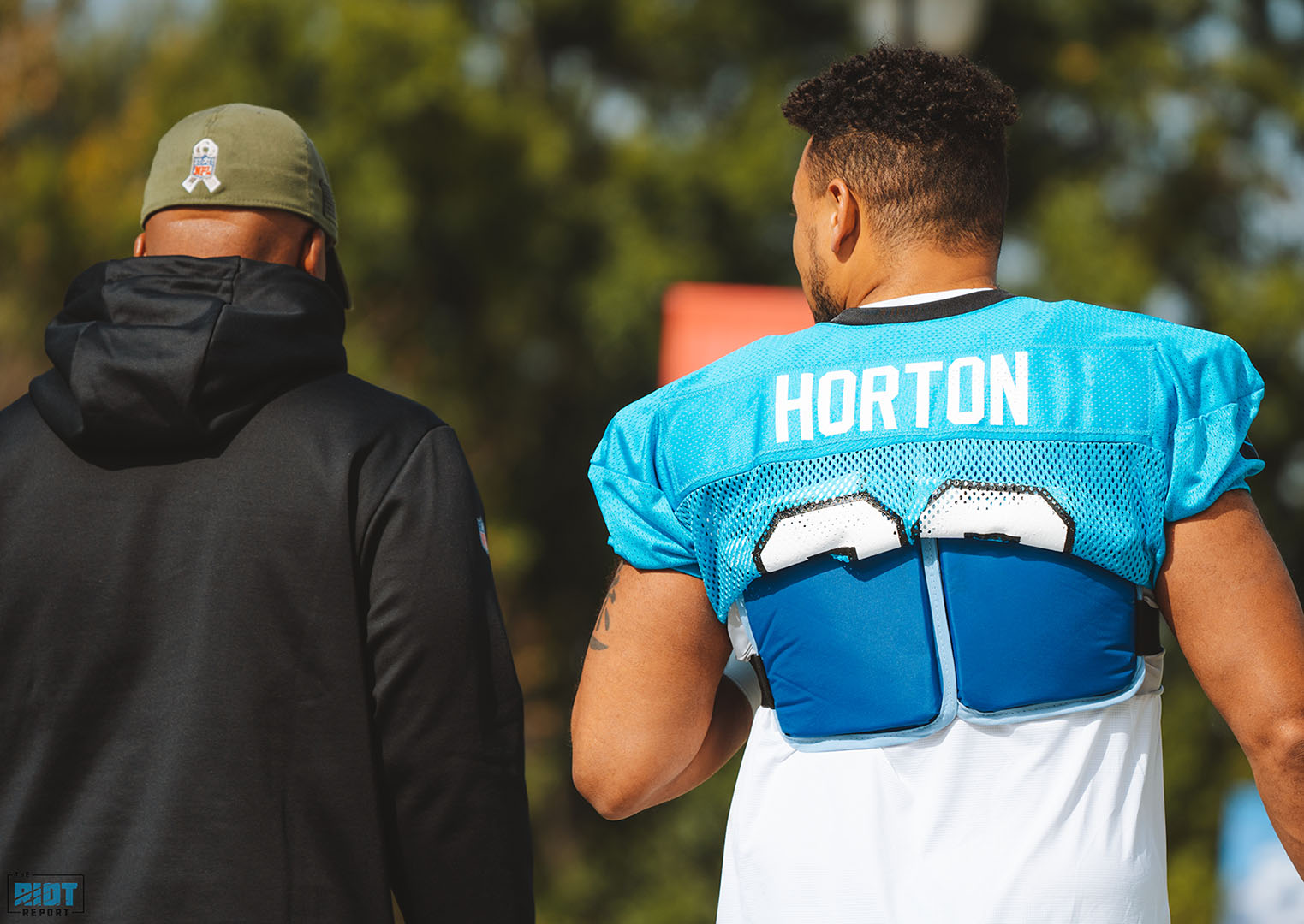 Thursday Panthers Injury Report: Here Comes Horton