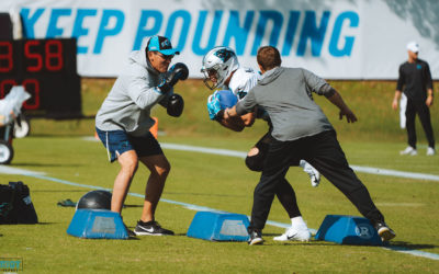 Wednesday Panthers Injury Report: Mostly Clean