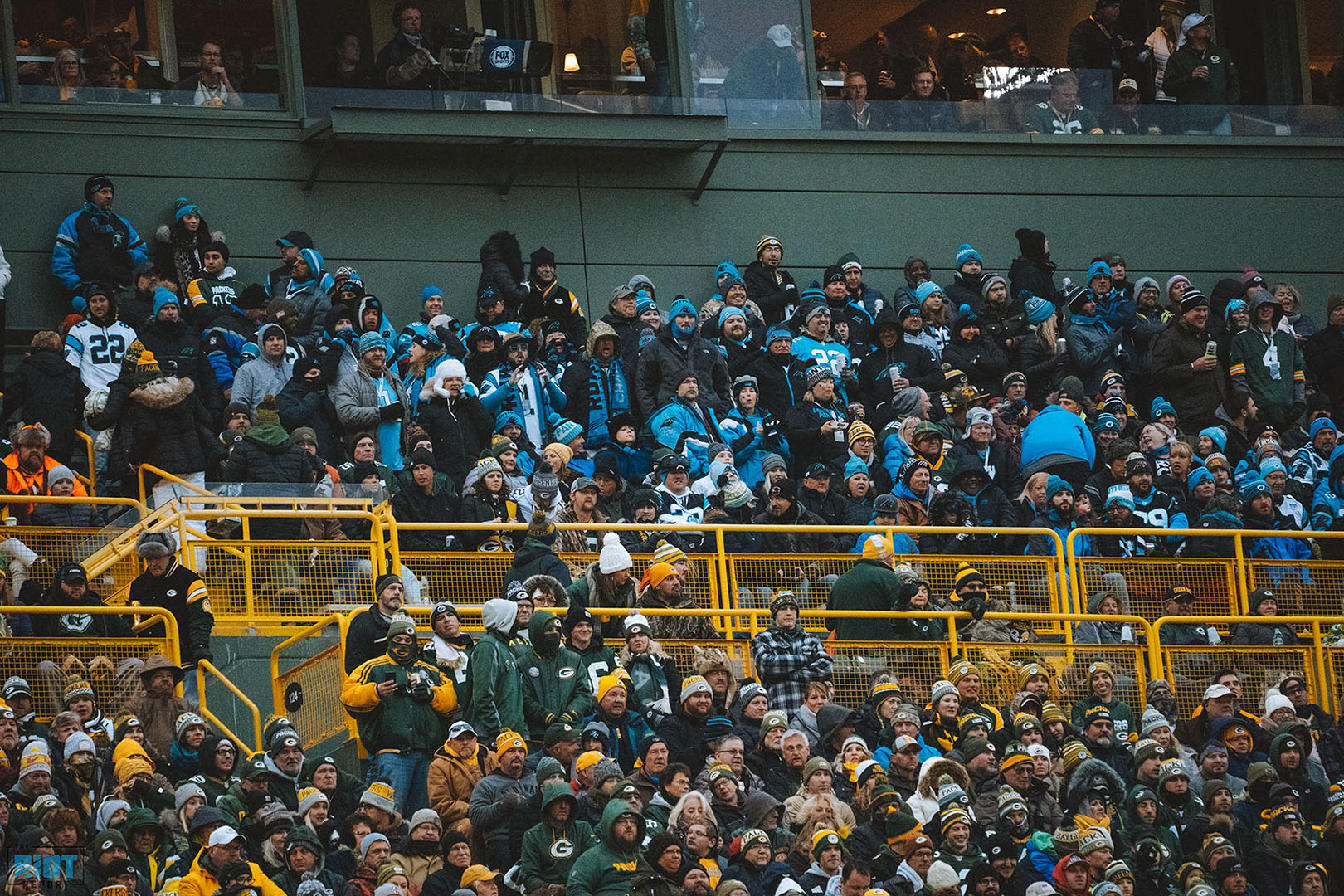 Photo Gallery: Roaring Riot | Frozen Tundra Takeover