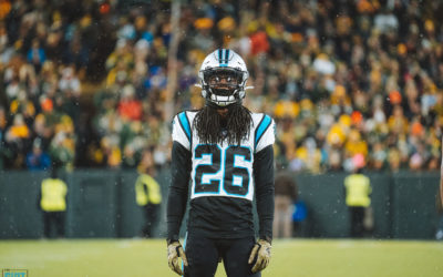 Panthers Friday Injury Report: Donte Jackson Questionable, Daley Doubtful