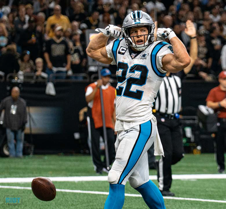 Photo Gallery – Panthers vs. Saints | Week 12