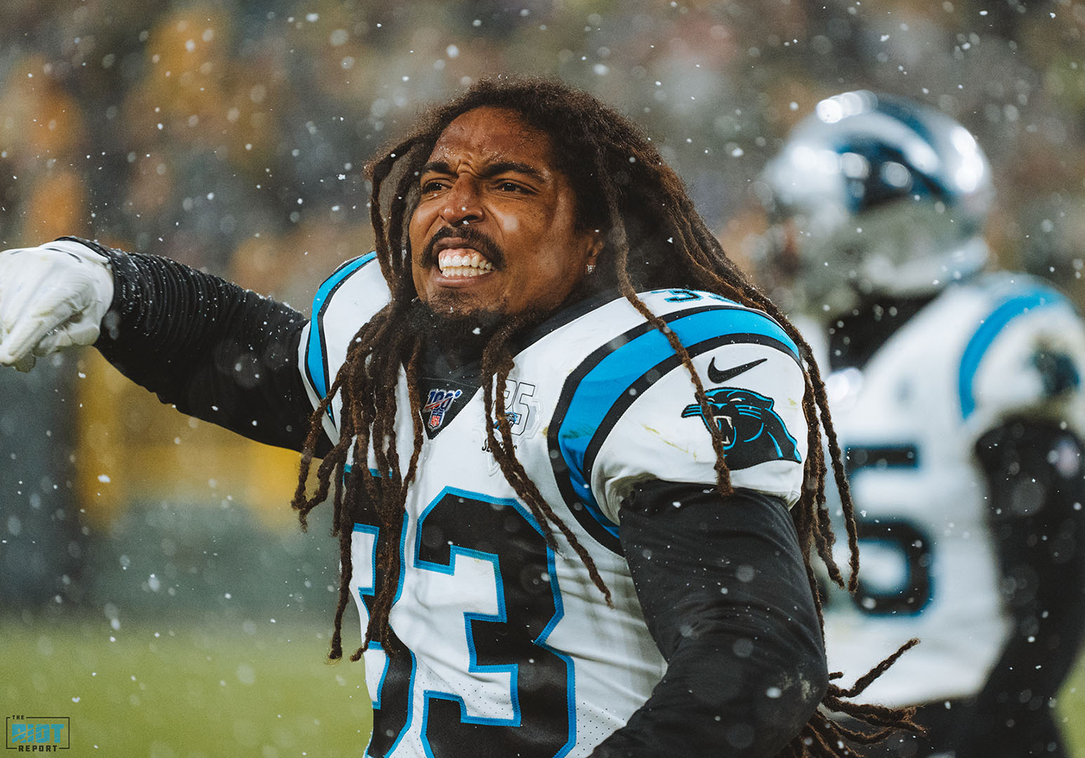Report: Tre Boston Returns to Panthers on Three-Year Deal