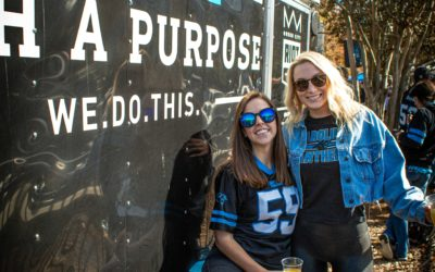 Roaring Riot Tailgate With A Purpose Week 11 Photo Gallery: Equipped by Academy Sports + Outdoors