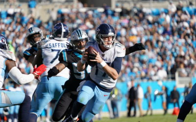 Eight Plays That Mattered As The Panthers Beat the Titans