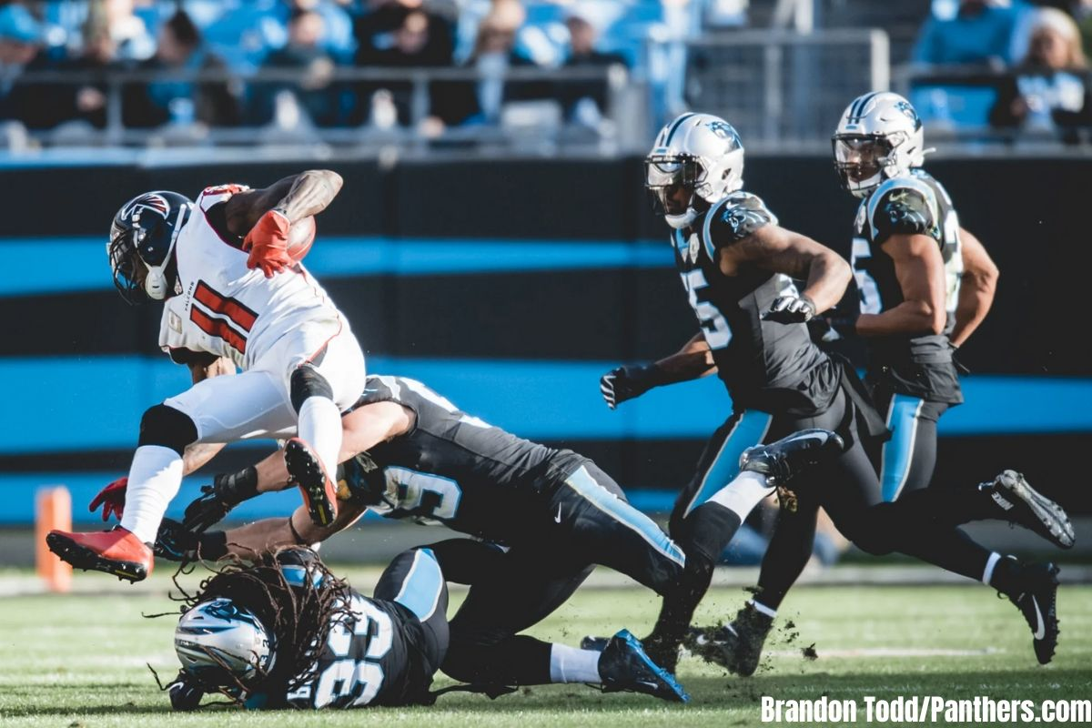 """Panthers Locker Room Frustrated, Disappointed In """"Comedy Of Terrible Football"""""""
