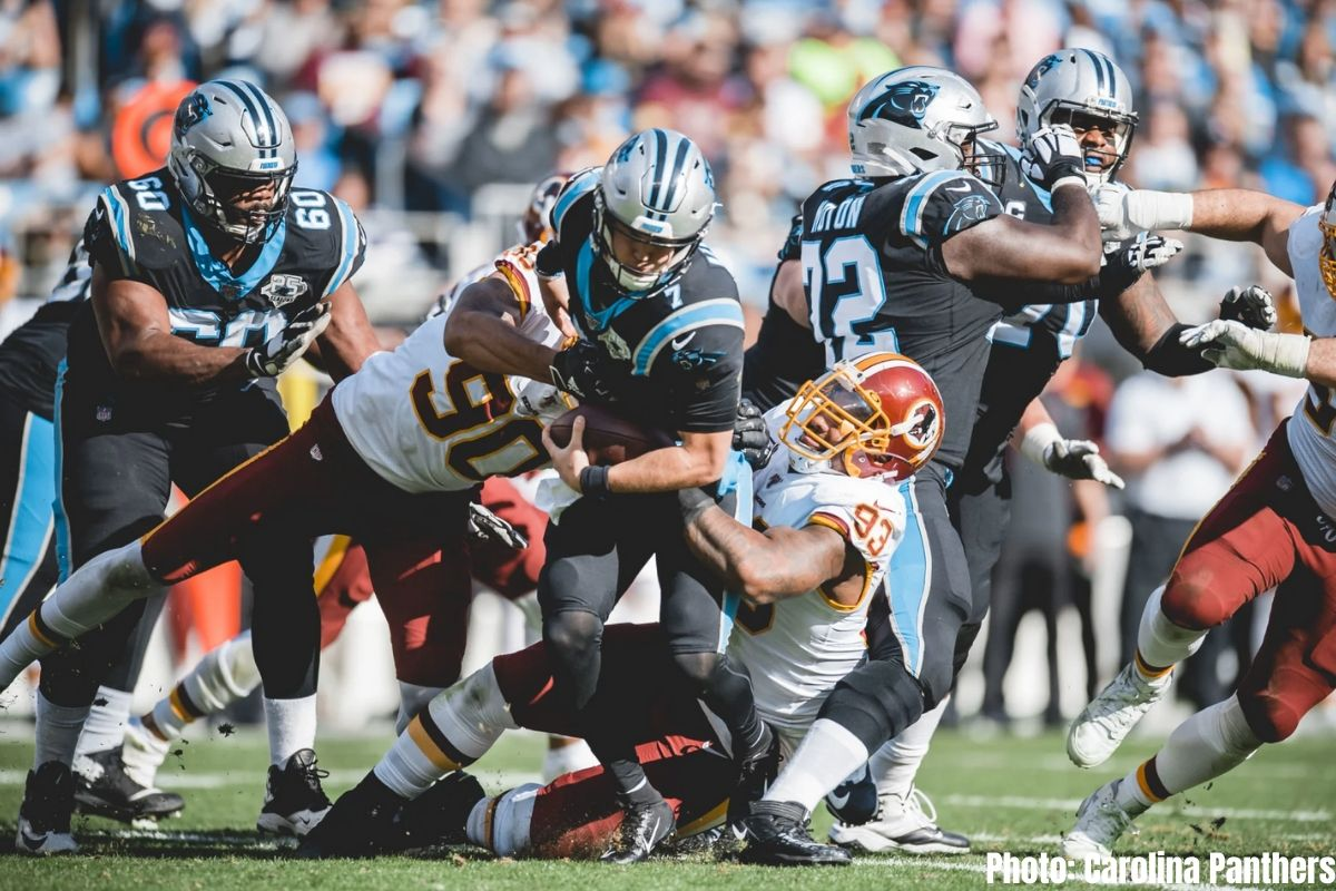 All Questions, No Answers: No Way To Explain Panthers Performance Against Washington
