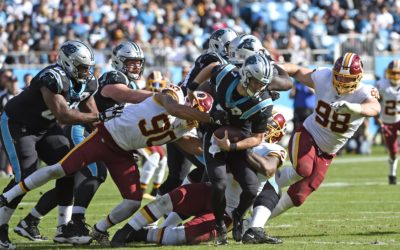 Six Plays That Mattered as the Panthers Lose Their Fourth In A Row