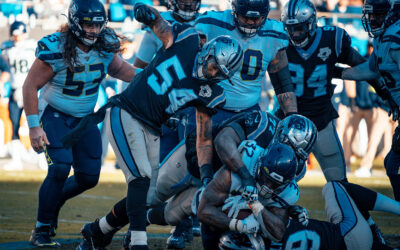 Panthers Friday Injury Report: Shaq Thompson Will Not Play