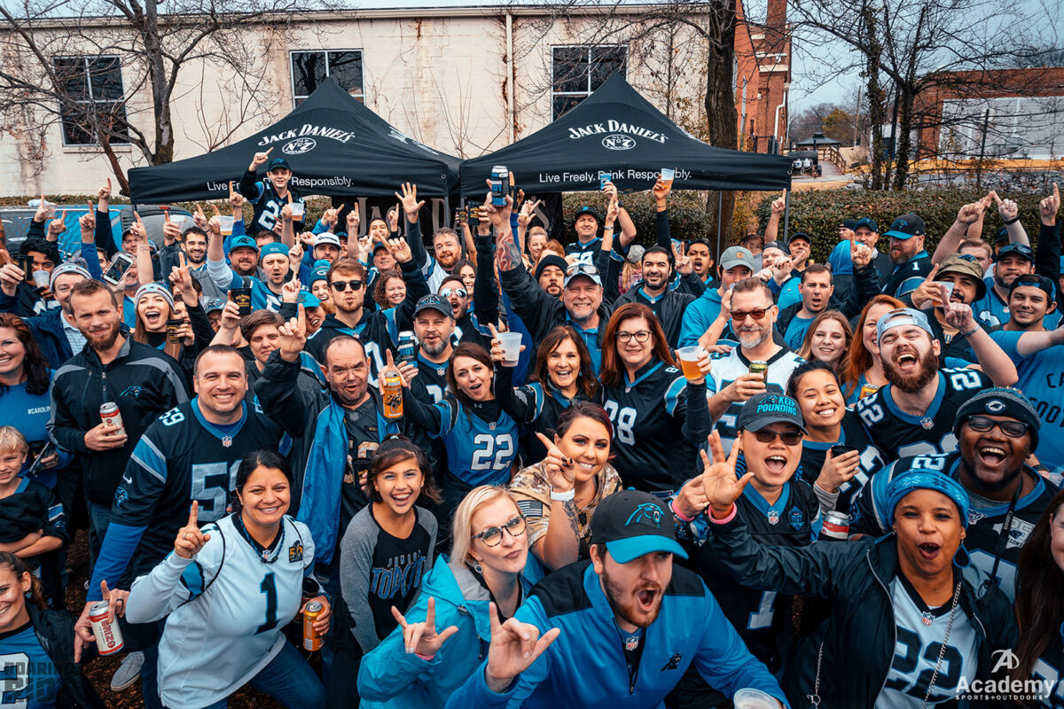 Photo Gallery: Roaring Riot Tailgate With A Purpose Week 17 Equipped By Academy Sports + Outdoors