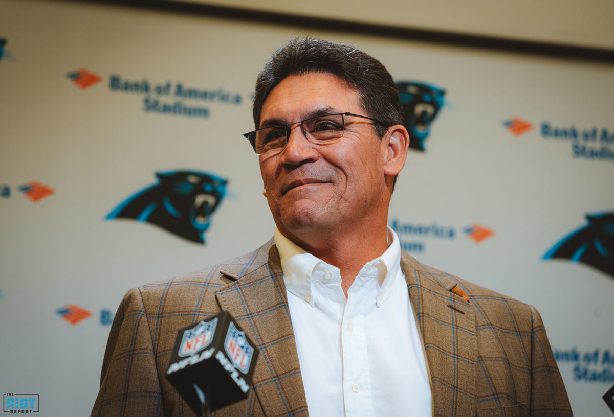 Ron Rivera Will Coach Again – And He'll Likely Have His Pick Of Where