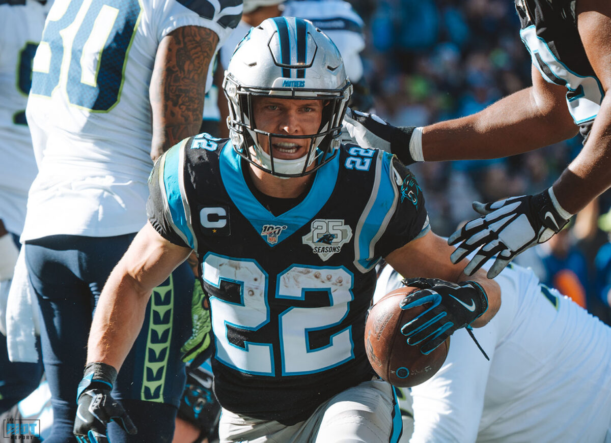 Christian McCaffrey Snags TWO All-Pro Spots