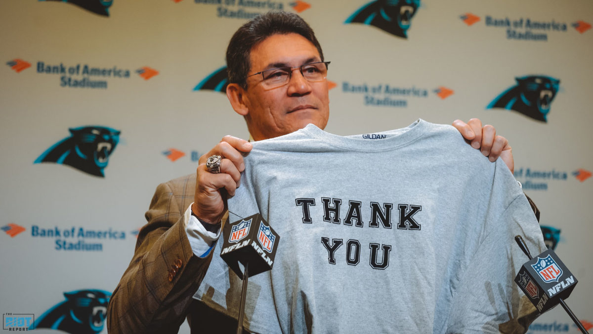 """A Great Coach, But A Better Man"": Players Talk Ron Rivera"