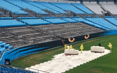 Panthers Removing Seats To Create Bunker Suites