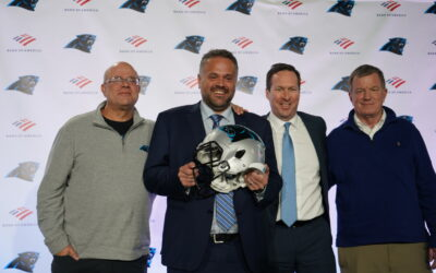 New Coach. New Owner. New Face. Same Panthers.