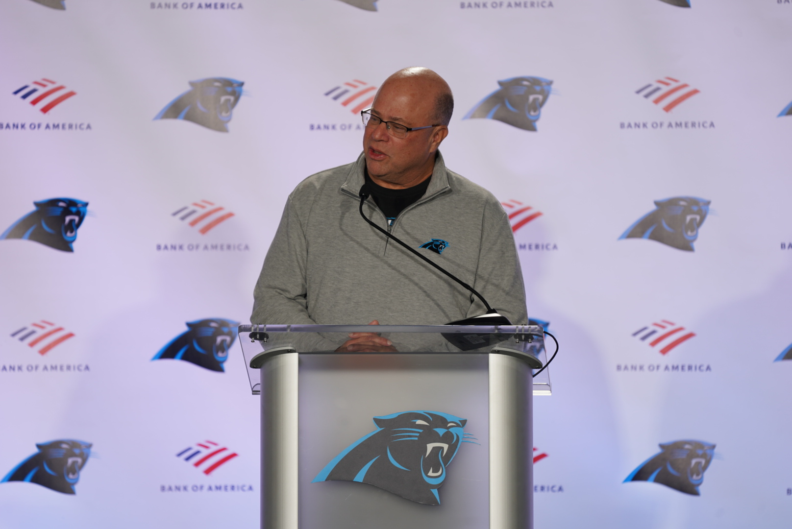 Panthers Can Be NFL Leaders In A New Vision For A Front Office