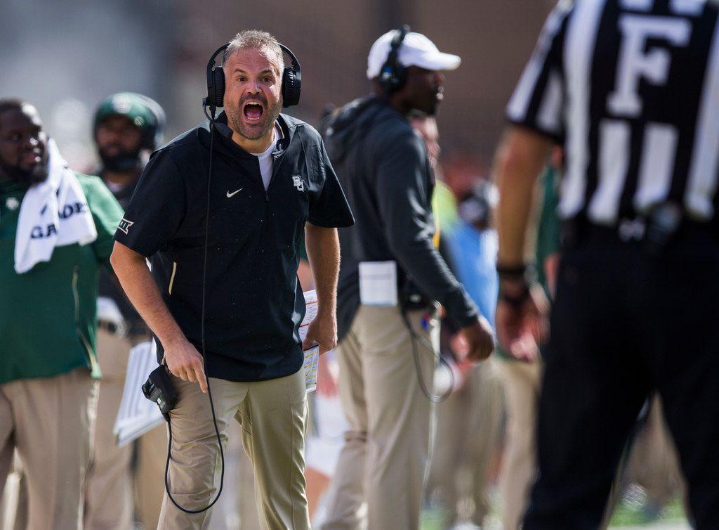 How Matt Rhule Will Fill His Coaching Staff