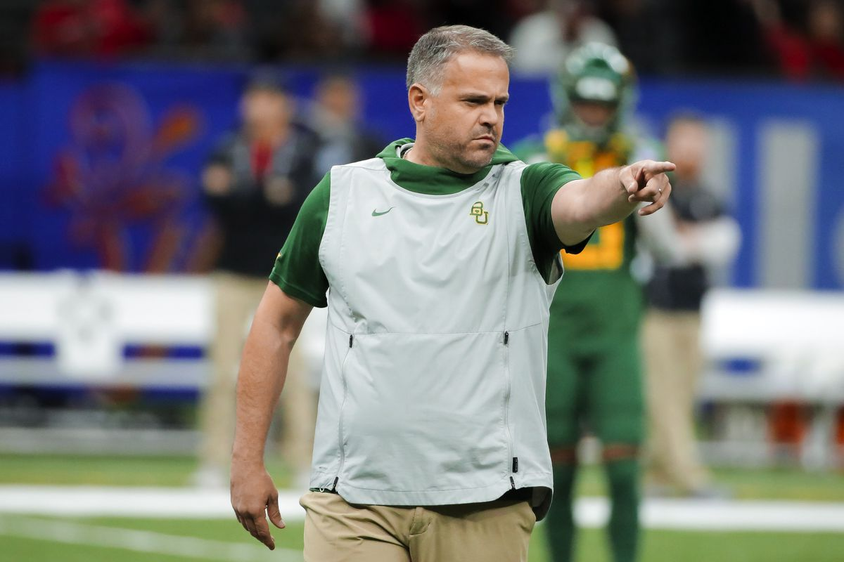 Report: Carolina Panthers Hiring Matt Rhule as Head Coach