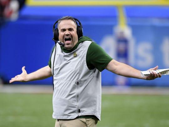 Coaching Candidate Scheme Breakdown: Matt Rhule